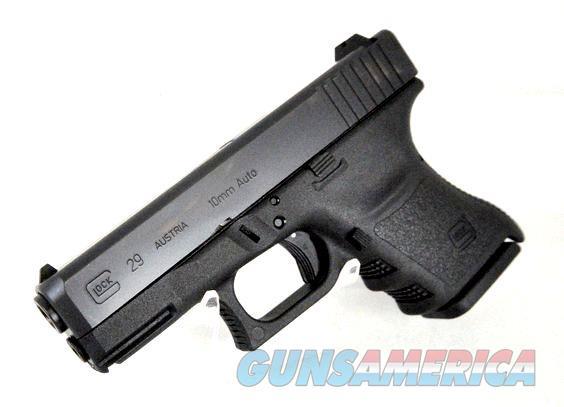 GLOCK 29SF Gen 3 10mm Short Frame SubCompact 29 SF 10 Rd FS NIB  Guns > Pistols > Glock Pistols > 29/30/36