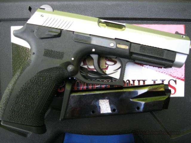 STI GP6 Custom 9mm DFO *MINT*  Guns > Pistols > STI Pistols