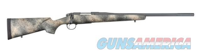 """Bergara Premier Highlander 6.5 Creedmoor 24"""" Fluted Thread Barrel Sniper Gray Cerakote BPR23-65  *NEW*  Guns > Rifles > Bergara Rifles"""