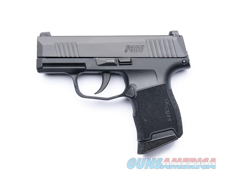 Sig Sauer P365 Nitron 9mm XRAY Night Sights Subcompact Pistol 365-9-BXR3 *NEW* FREE SHIPPING  Guns > Pistols > Sig - Sauer/Sigarms Pistols > P365