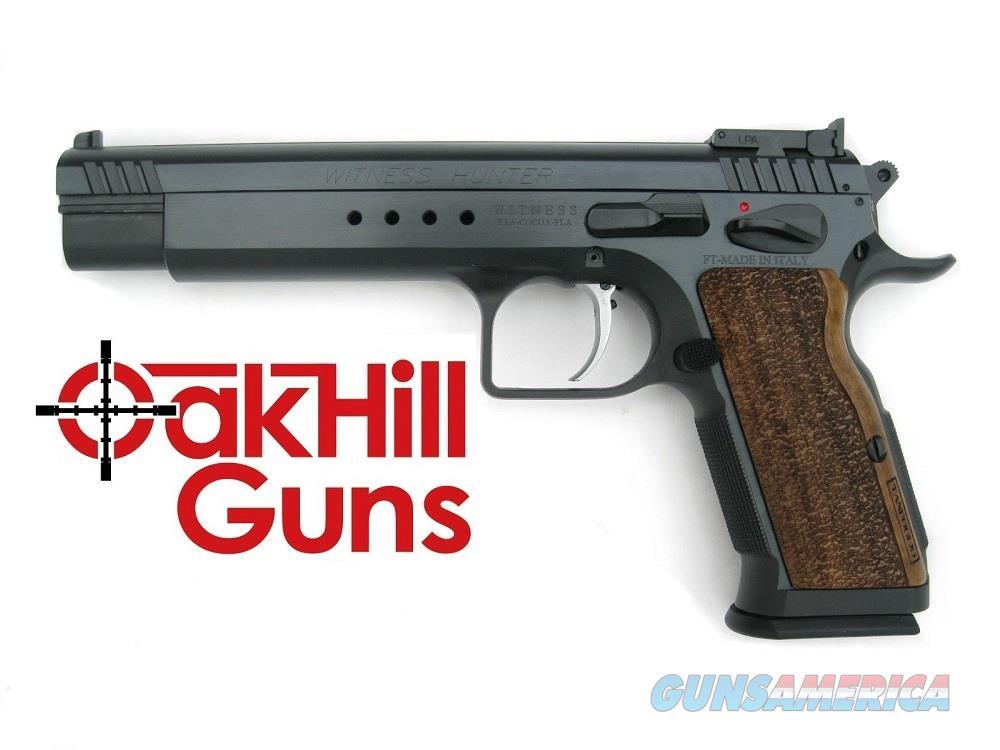 "EAA Tanfoglio Witness Elite Series Hunter 10mm Long Slide 6"" 600252 *NIB*  Guns > Pistols > EAA Pistols > Other"