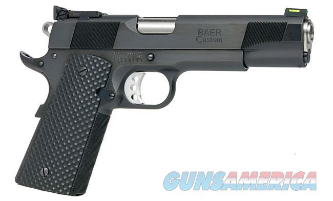 """Les Baer Premier II 10mm 1911 5"""" Blue Fiber Optic G10 *NEW*  Guns > Pistols > Les Baer Pistols"""