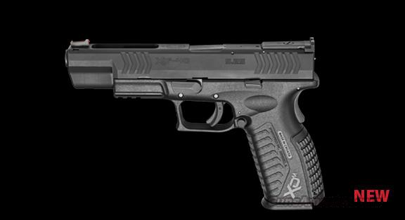 Springfield XDM 5.25 Competition Series 40 S&W *NEW*  Guns > Pistols > Springfield Armory Pistols > XD (eXtreme Duty)