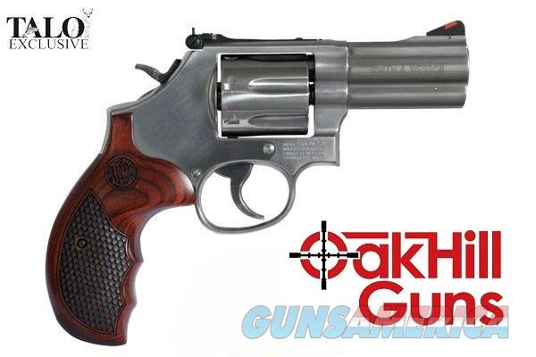 "Smith & Wesson 686 Plus Deluxe 3"" LIMITED Ed. Talo 150713 *NEW*  Guns > Pistols > Smith & Wesson Revolvers > Full Frame Revolver"