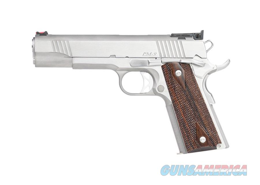 "Dan Wesson Pointman 9mm PM9 Stainless 1911 5"" CZ-USA 01942 *NEW*  Guns > Pistols > Dan Wesson Pistols/Revolvers > 1911 Style"