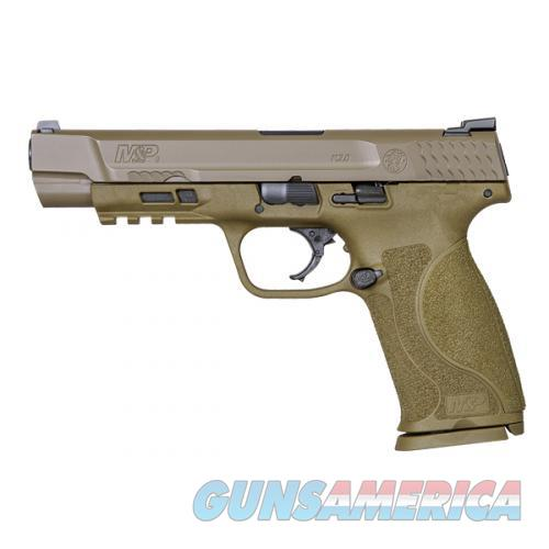 "Smith & Wesson M&P 2.0 9mm FDE 5"" NIB  Guns > Pistols > Smith & Wesson Pistols - Autos > Polymer Frame"