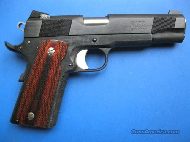 Les Baer Ultimate Tactical Carry 1911 .45 acp *NEW* Blue LBP9001/TACT  Guns > Pistols > Les Baer Pistols