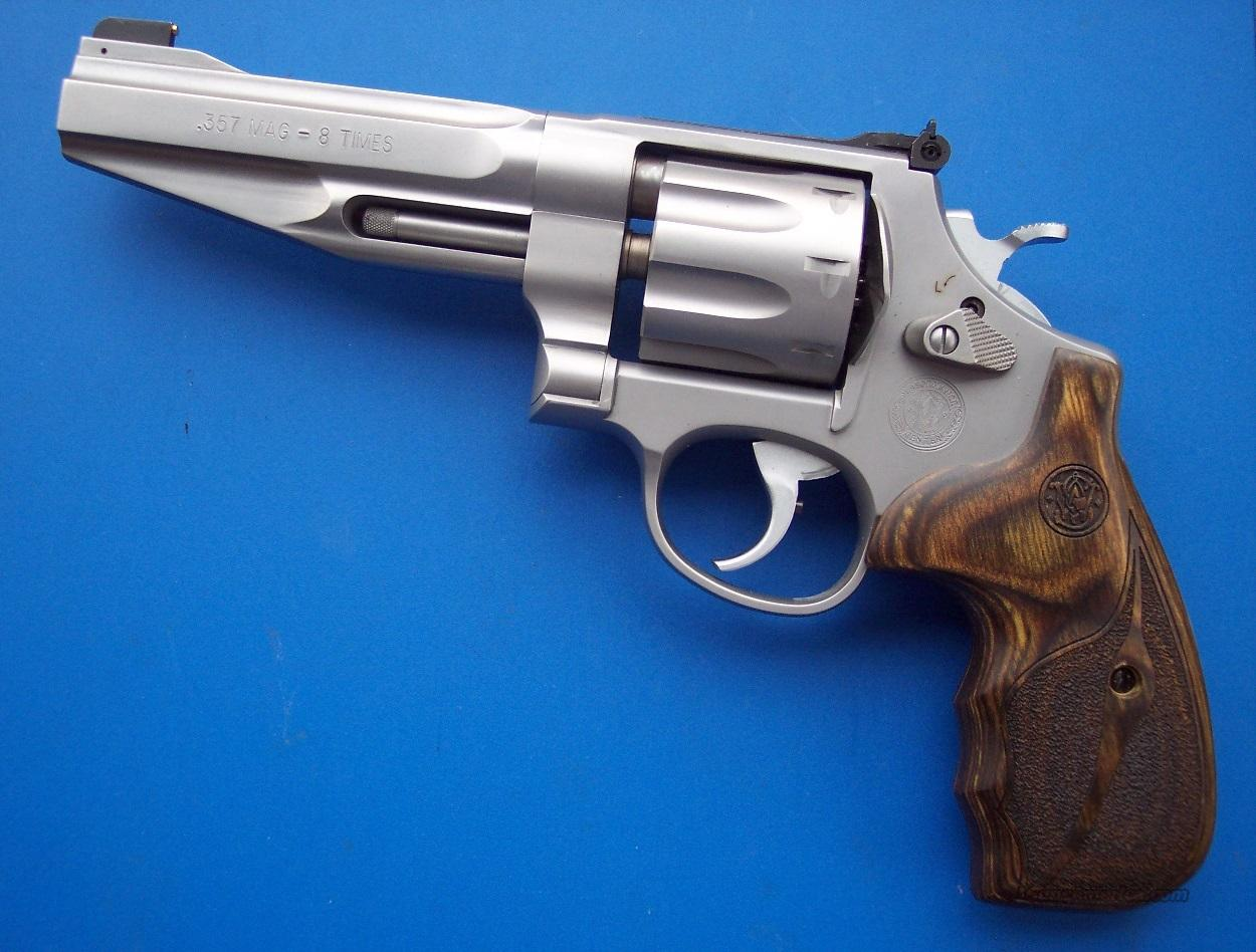 """Smith & Wesson 627 Performance Center 5"""" .357 Mag 8 Shot Moon Clip SKU 170210 *NEW* S&W   Guns > Pistols > Smith & Wesson Revolvers > Performance Center"""