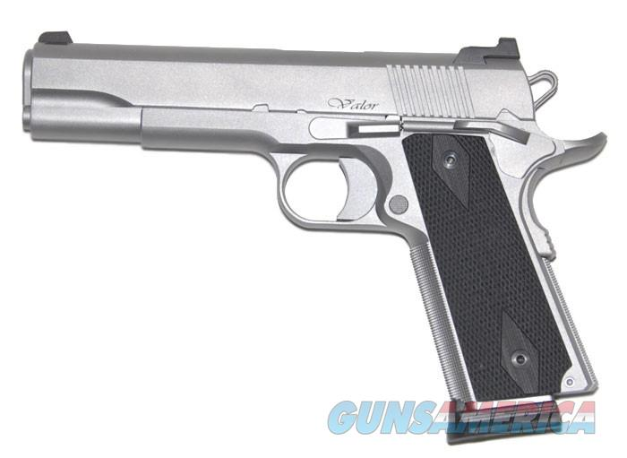 "Dan Wesson Valor 9mm Stainless 5"" 1911 *NIB* 01876  Guns > Pistols > Dan Wesson Pistols/Revolvers > 1911 Style"