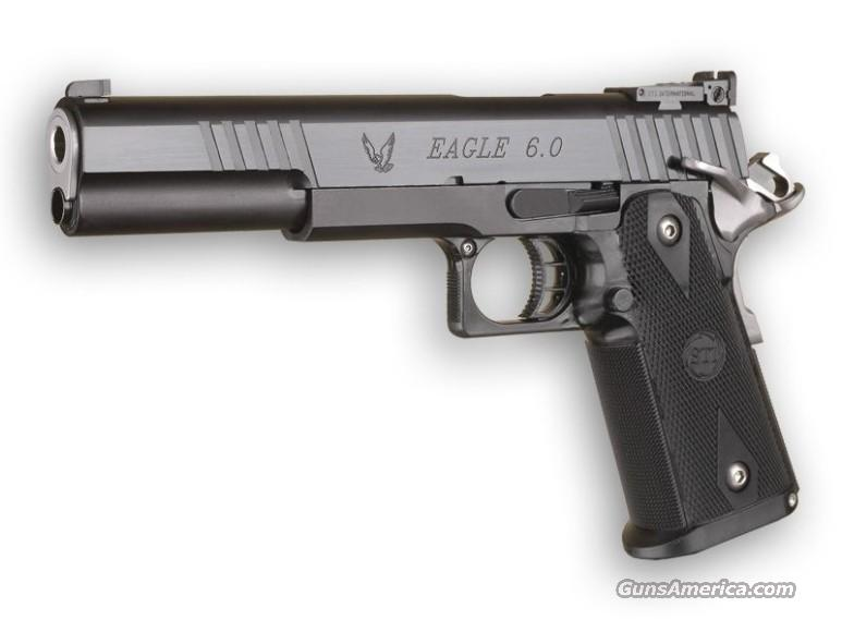 STI Eagle 6.0 .40 S&W Bushingl  *NEW*  Guns > Pistols > STI Pistols