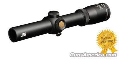 Burris Fullfield TAC30 1-4x24mm LRS Ballistic CQ  Non-Guns > Scopes/Mounts/Rings & Optics > Tactical Scopes > Variable Recticle