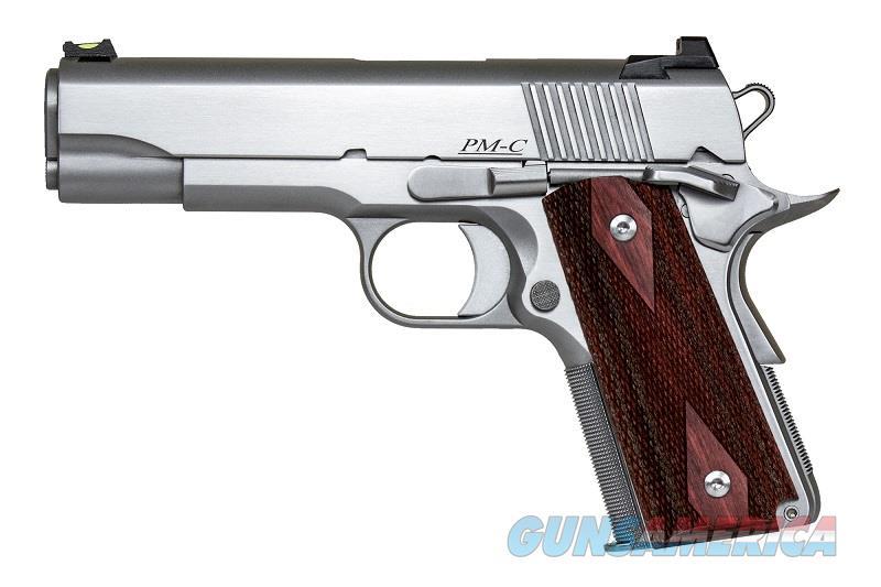"Dan Wesson Pointman Carry PM-C 9mm Officer / Commander Hybrid CCO 4.25"" 01867 *NEW*  Guns > Pistols > Dan Wesson Pistols/Revolvers > 1911 Style"