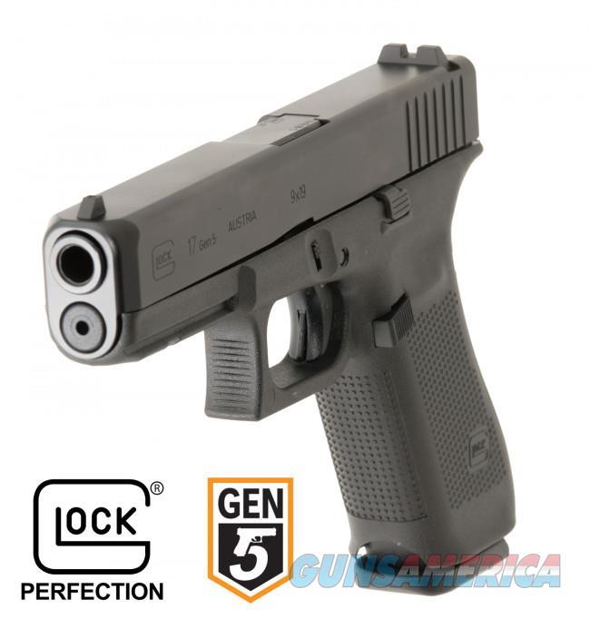 Glock 17 Gen5 9mm FXD w/ 3 - 17 round Mags G17 Gen 5 *NEW*  Guns > Pistols > Glock Pistols > 17