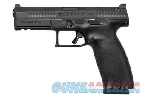 CZ P-10 F Optic Ready 9mm Full Size P10 19rd 95150 *NEW*  Guns > Pistols > CZ Pistols