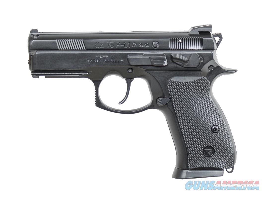 CZ-USA P-01 9mm Omega Convertible 14 Round Compact 91229 *NEW*  Guns > Pistols > CZ Pistols