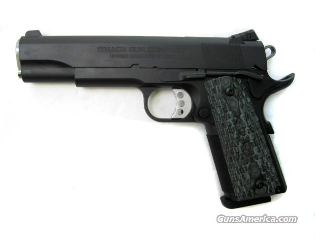 "Ithaca Custom 1911 .45 acp 5"" Government Blue *NEW*  Guns > Pistols > Ithaca Pistols"