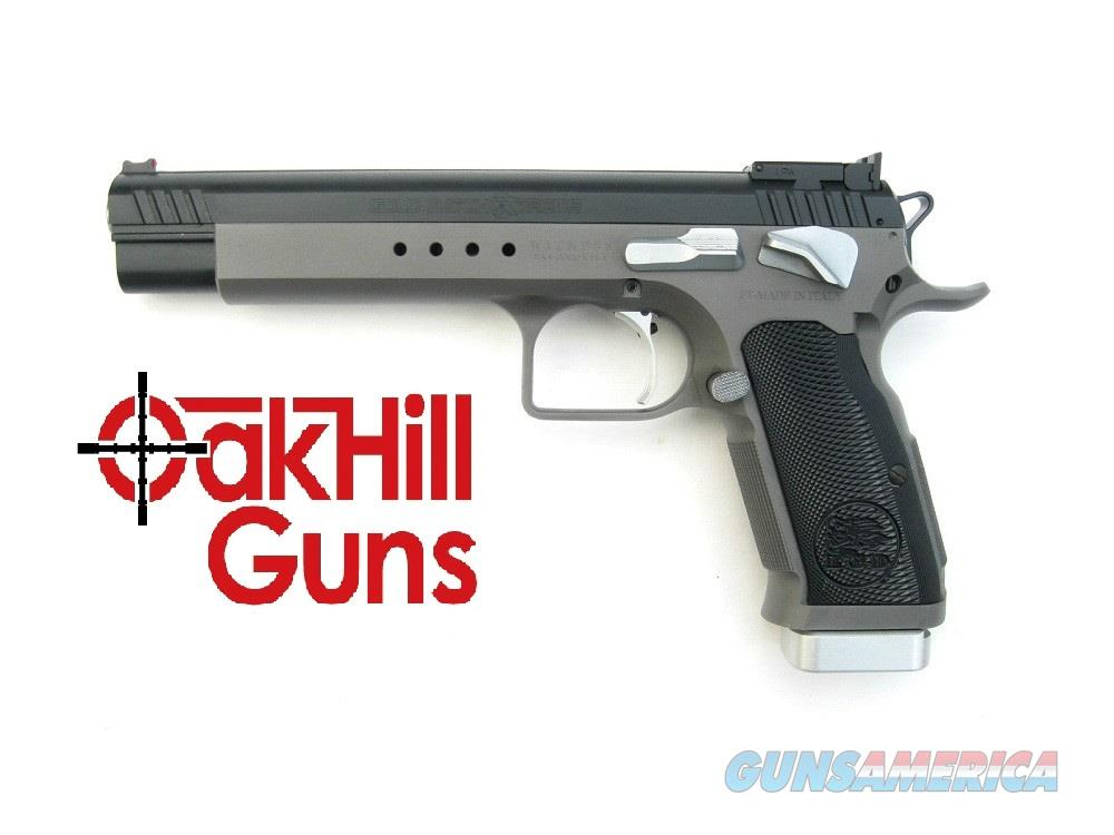 EAA Gold Match XTREME 10mm Longslide Tanfoglio Custom Shop 4 Mags 610650 NIB  Guns > Pistols > EAA Pistols > Other
