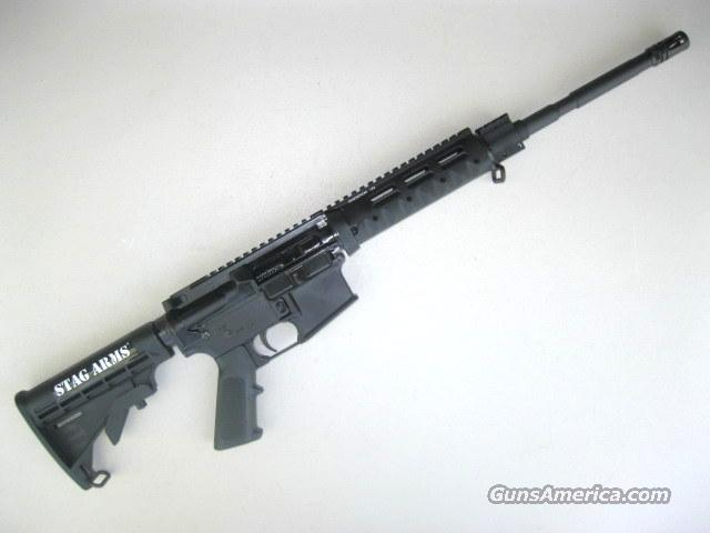 "Stag 3 RH Versa Rail 16"" M4 AR-15 *NEW*  Guns > Rifles > Stag Arms > Complete Rifles"