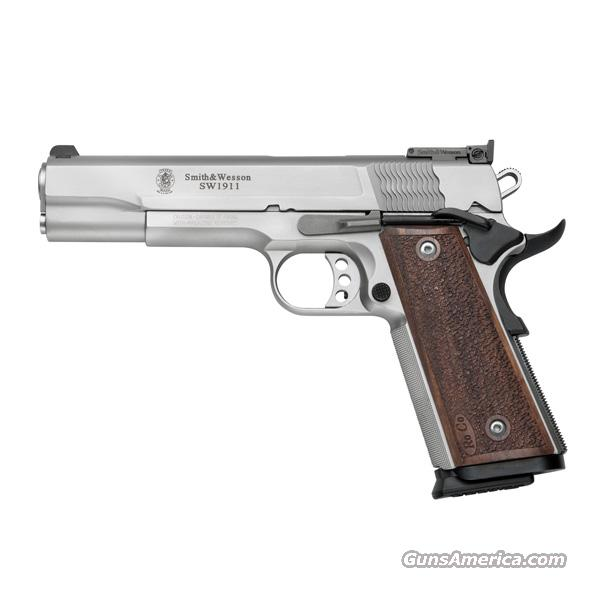 Smith & Wesson 1911 9mm Pro Series Target 178047 *NEW*  Guns > Pistols > Smith & Wesson Pistols - Autos > Steel Frame