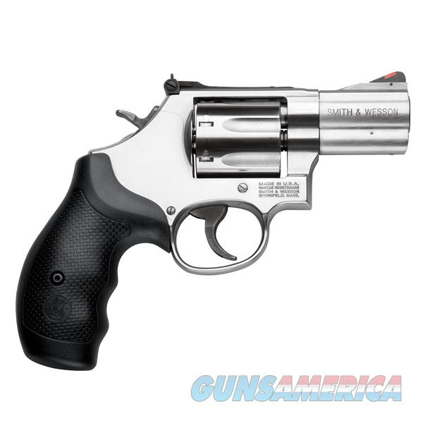Smith & Wesson 686 Plus .357 Magnum 2.5 in Stainless 7 Shot 164192 *NEW*  Guns > Pistols > Smith & Wesson Revolvers > Full Frame Revolver