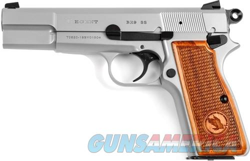 Regent BR9 9mm Stainless Browning Hi-Power by LKCI Tisas 13 rd Mags *NEW*  Guns > Pistols > R Misc Pistols
