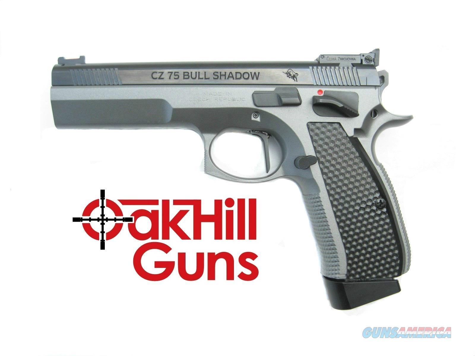 CZ 75 Bull Shadow Sport TS 9mm CZC Custom Tactical Sport 91732 *NEW*  Guns > Pistols > CZ Pistols