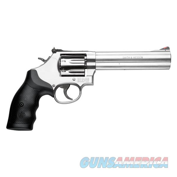 Smith & Wesson 686 Plus .357 Magnum 6 in Stainless 7 Shot 164198A *NEW*  Guns > Pistols > Smith & Wesson Revolvers > Full Frame Revolver