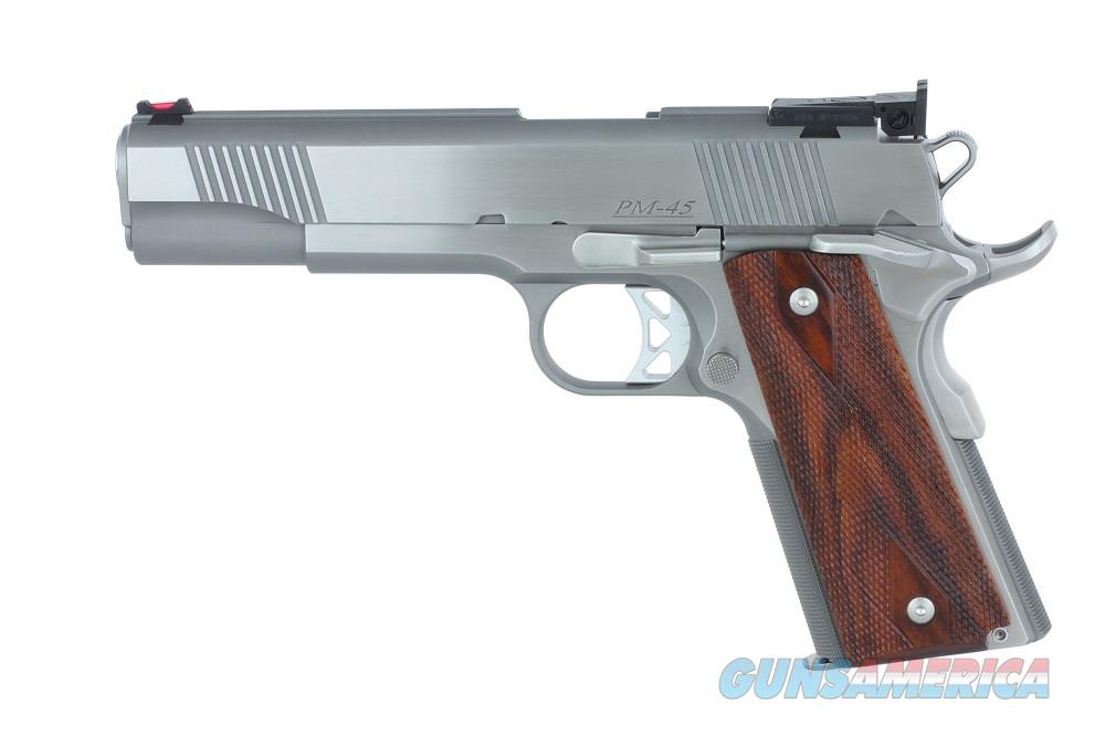 Dan Wesson PM45 Pointman .45 acp Stainless 1911 FO 01859 *NEW*  Guns > Pistols > Dan Wesson Pistols/Revolvers > 1911 Style