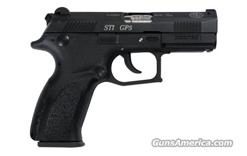 STI GP5 9mm *NEW*   Guns > Pistols > STI Pistols