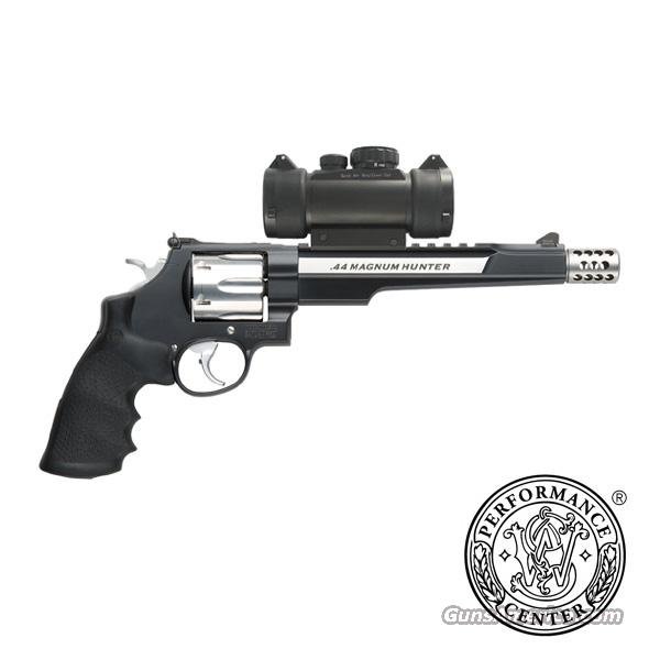 """Smith & Wesson 629 PC Hunter 44 Magnum 7.5"""" Dot Optic Included 170318 *NEW*  Guns > Pistols > Smith & Wesson Revolvers > Performance Center"""