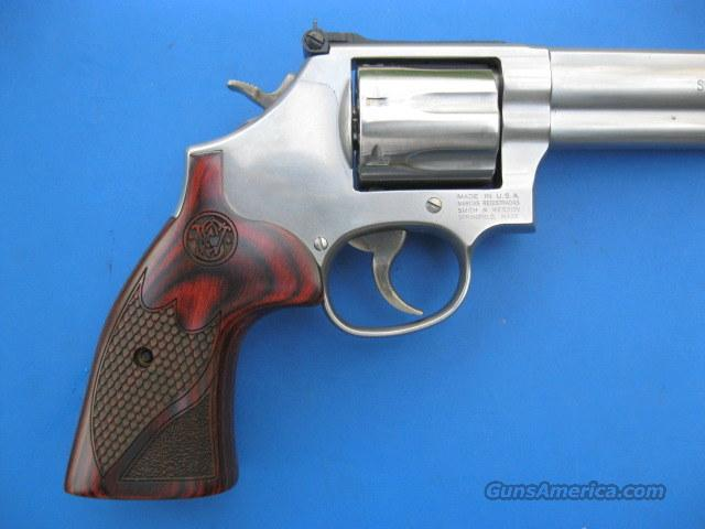 """Smith & Wesson 686 Plus Deluxe .357 Mag 6"""" 150712 *NEW*  Guns > Pistols > Smith & Wesson Revolvers > Full Frame Revolver"""