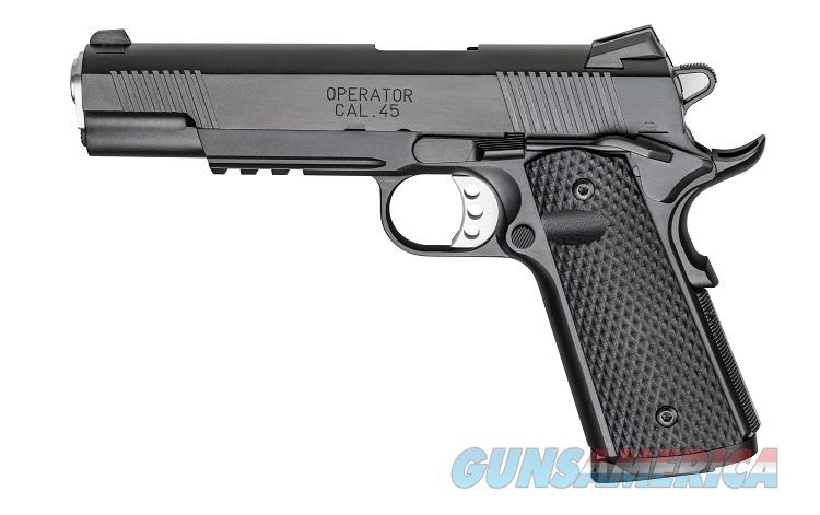 Springfield Loaded Operator .45 Night Sights G10 Grips Rail Magwell PX9105LL *NEW*  Guns > Pistols > Springfield Armory Pistols > 1911 Type