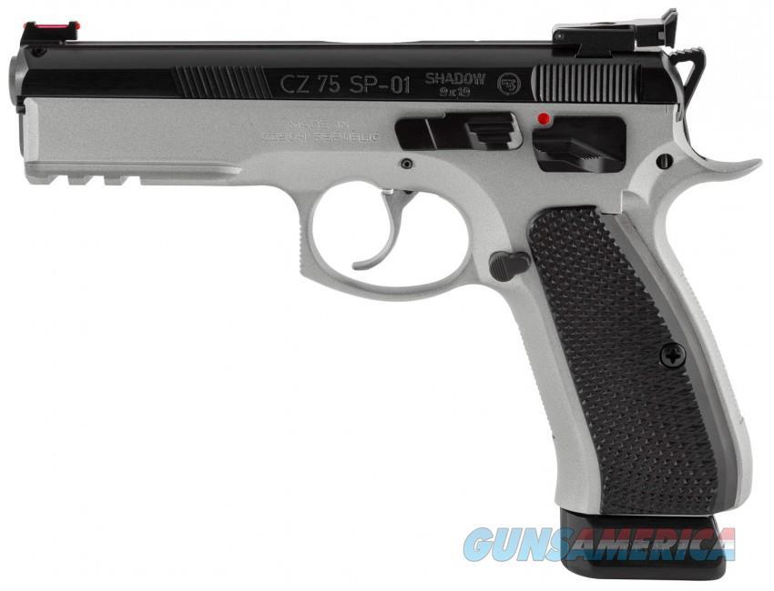 CZ 75 SP-01 SHADOW DUAL TONE CUSTOM 9mm 91708 *NEW*  Guns > Pistols > CZ Pistols