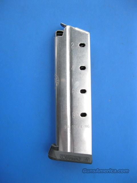 Tripp Research Cobra MAG for 1911 10mm /  .40 S&W 9 round Stainless MAG *NEW*  Non-Guns > Magazines & Clips > Pistol Magazines > 1911