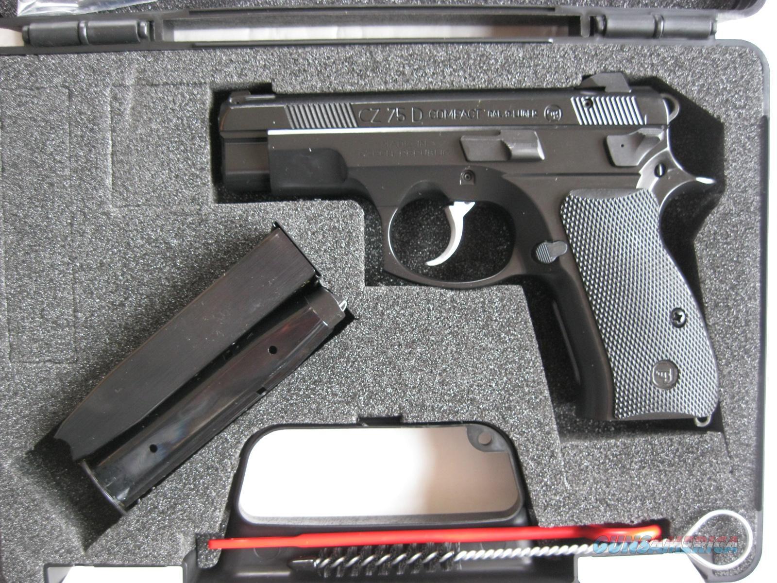 CZ-USA 75 PCR 9mm Compact Police 14 Rd Decocker 91194 *NEW*  Guns > Pistols > CZ Pistols