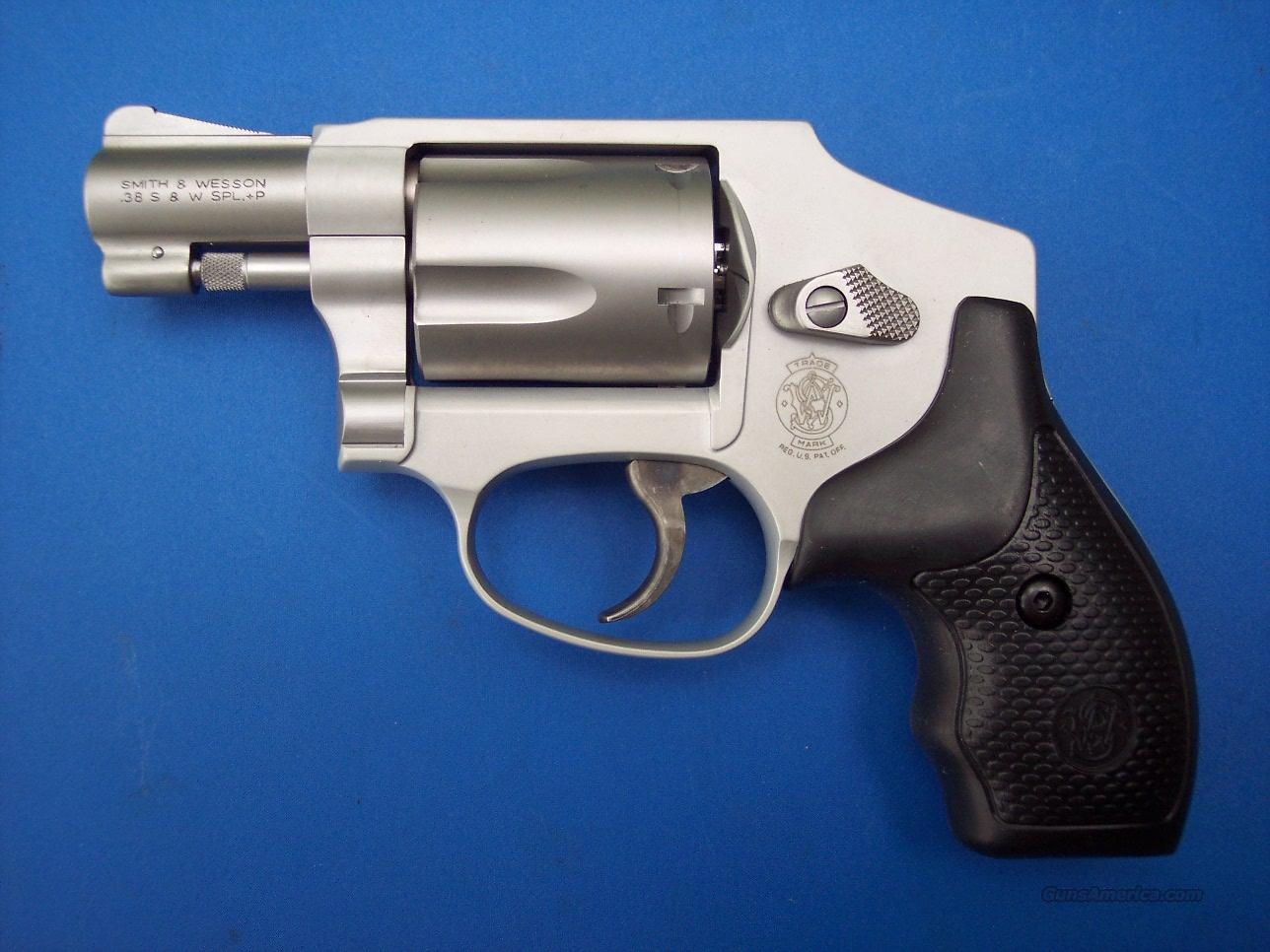 Smith & Wesson 642 NO LOCK Airweight Centennial J Frame 38 +P NEW  Guns > Pistols > Smith & Wesson Revolvers > Pocket Pistols