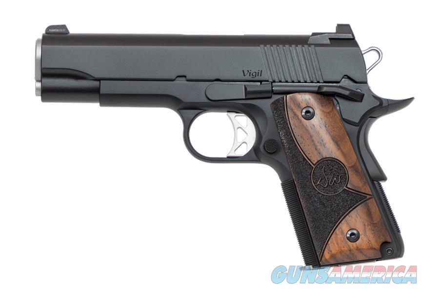 Dan Wesson Vigil CCO 9mm 1911 LW Compact NS 01837 *NEW*  Guns > Pistols > Dan Wesson Pistols/Revolvers > 1911 Style