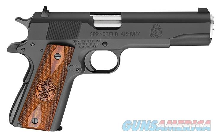 "Springfield Mil Spec 45 acp 1911 Parkerized Government 5"" *NEW* PB9108LCA    Guns > Pistols > Springfield Armory Pistols > 1911 Type"