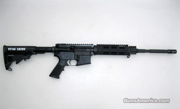 "Stag 3 RH Versa Rail 16"" M4 AR-15 *NEW*  Guns > Rifles > Stag Arms > Complete Rifles"