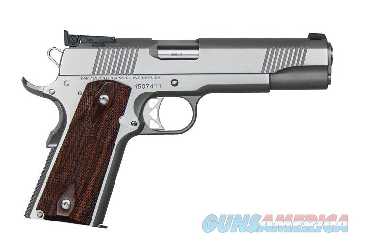 "Dan Wesson Pointman 7 .45 acp PM7 Stainless 1911 5"" CZ-USA 01900 *NEW*  Guns > Pistols > Dan Wesson Pistols/Revolvers > 1911 Style"