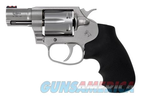 """Colt Cobra .38 Special +P Stainless 2"""" COBRASM2FO *NEW*  Guns > Pistols > Colt Double Action Revolvers- Modern"""