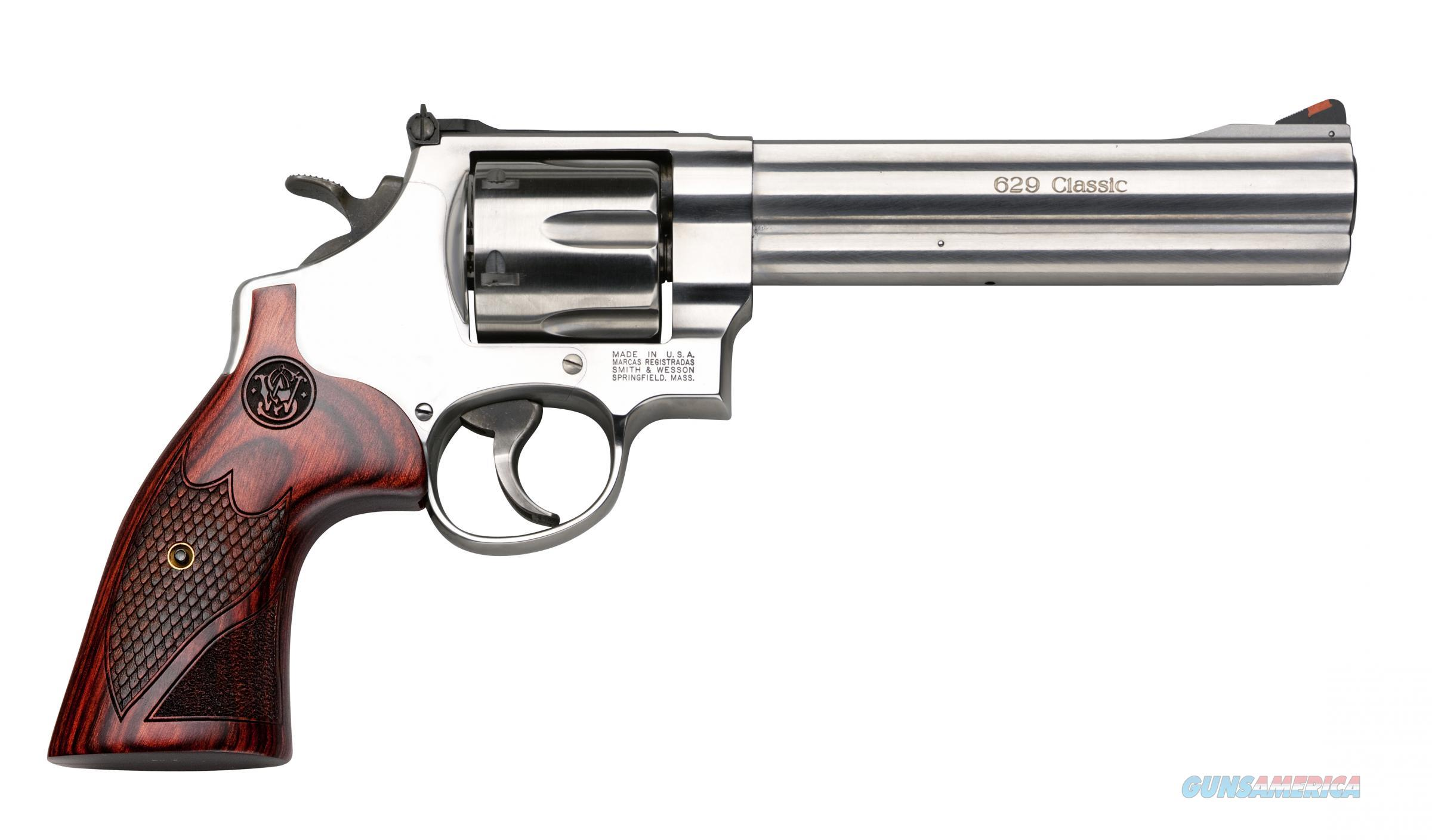 "Smith & Wesson 629 Deluxe 44 Mag 6.5"" *NEW*  150714  Guns > Pistols > Smith & Wesson Revolvers > Model 629"