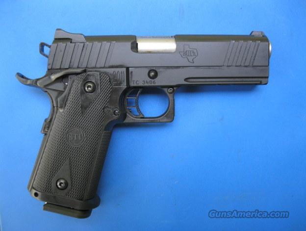STI Tactical 4.0 9mm *NEW* Free Ship No Fee CC  Guns > Pistols > STI Pistols