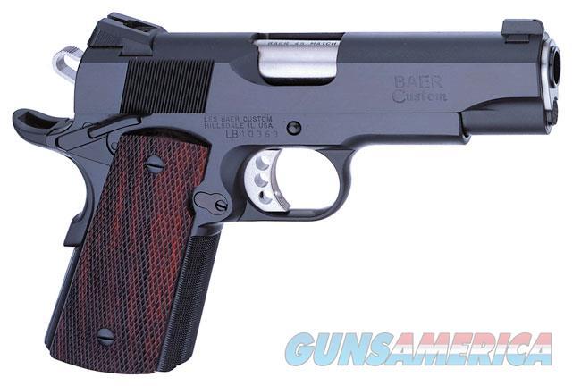 """Les Baer Custom 1911 Stinger .45 acp Blue 4.25"""" Commander / Officer Size LBP2314 *NIB*  Guns > Pistols > Les Baer Pistols"""