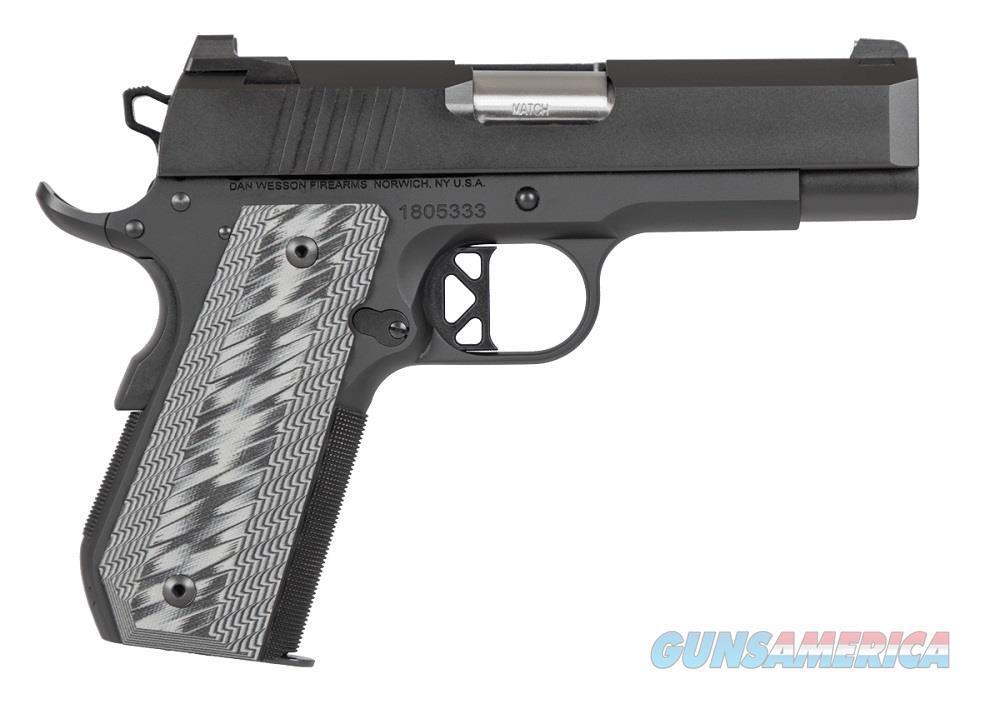 Dan Wesson ECP 9mm Lightweight Bobtail Commander SKU 01884 *NEW*  Guns > Pistols > Dan Wesson Pistols/Revolvers > 1911 Style