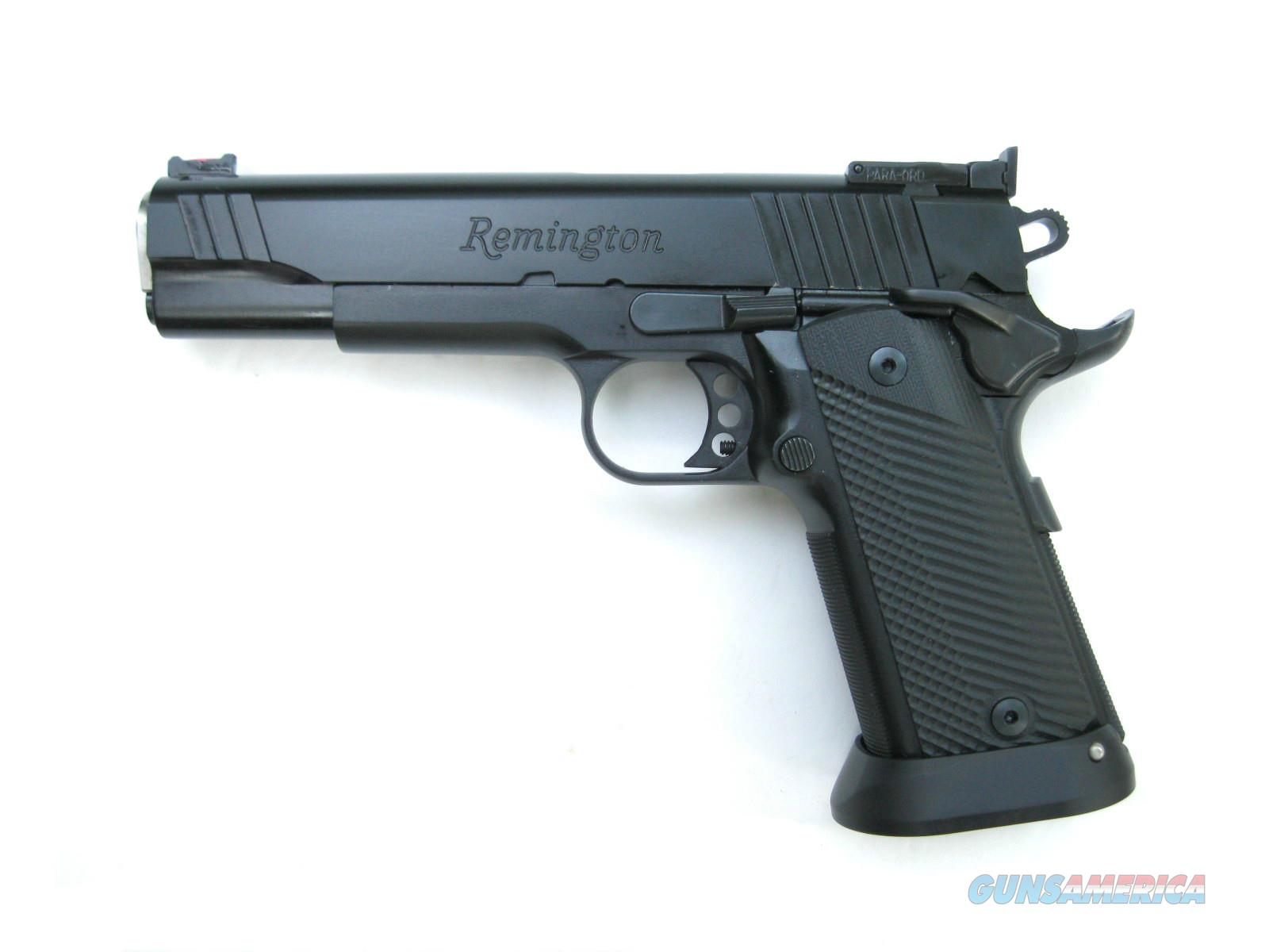 "Remington R1 1911 .40 S&W IonBond FO Ambi 5"" 18 Round High-Cap 96714  *NEW*  Guns > Pistols > Remington Pistols - Modern > 1911"