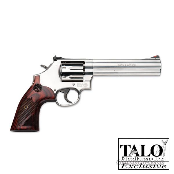 "Smith & Wesson 686 Plus Deluxe Talo 6"" .357 Magnum *NIB* 150712  Guns > Pistols > Smith & Wesson Revolvers > Full Frame Revolver"