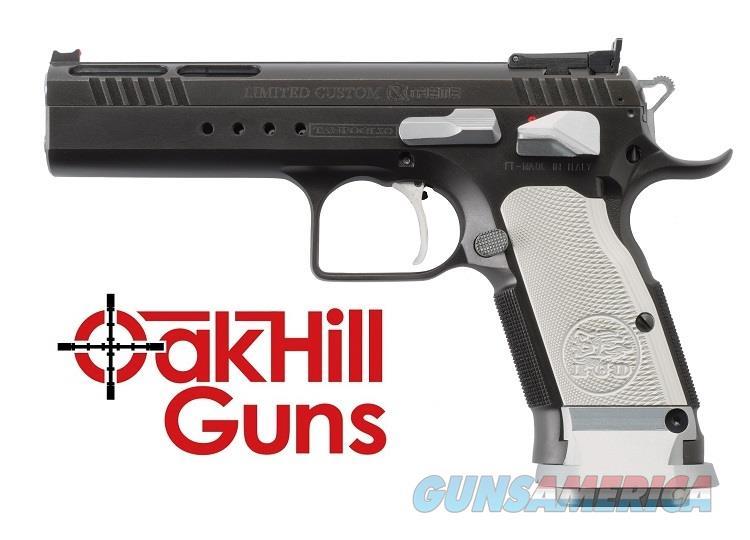 EAA Xtreme Limited 9mm Tanfoglio Custom Shop 610310 NIB  Guns > Pistols > EAA Pistols > Other