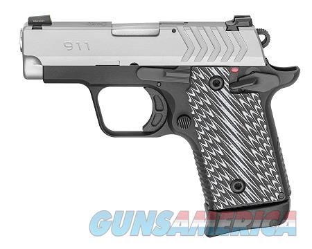 Springfield 911 Stainless .380 G10 Night Sights PG9109S  *NEW*  Guns > Pistols > Springfield Armory Pistols > 1911 Type