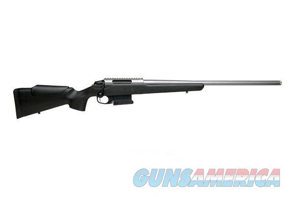 "Tikka T3x CTR SS Tactical 6.5 Creedmoor Stainless 24"" Threaded Barrel Rail *NEW* JRTXC382CAS  Guns > Rifles > Tikka Rifles > T3"